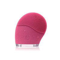 Facial Cleansing Brush,Uni-Right Silicone Face Cleanser Gentle Exfoliation and Sonic Cleansing for All Skin Types Electric Facial Cleansing Brush