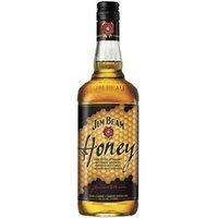 Generic Jim Beam Honey Kentucky Straight Bourbon Whiskey, 750mL