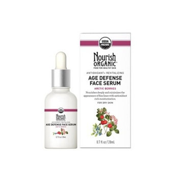 Nourish Organic Age Defense Serum - 1oz