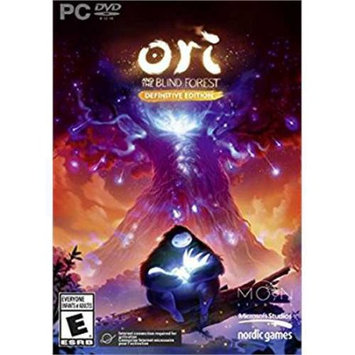 Nordic Games Na, Inc. Ori And The Blind Forest: Definitive Edition PC Games [PCG]