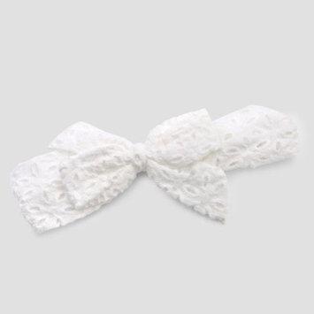 Girls' Eyelet Bow Headband - Cat & Jack™