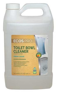 EARTH FRIENDLY PRODUCTS PL9703/04 Toilet Bowl Cleaner,128 oz, Cedar