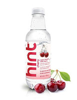 Hint Water Cherry, 16oz (Pack of 12)