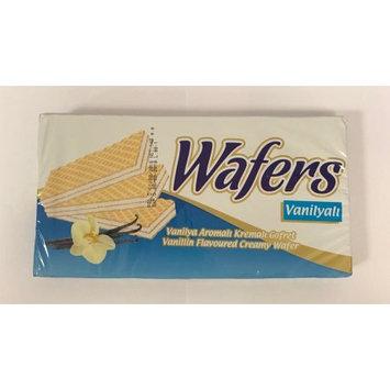 O Olio Hazal Vanilla Flavored Wafers