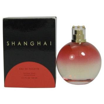 Shanghai By Shanghai For Women Edt Spray 3.4 Oz