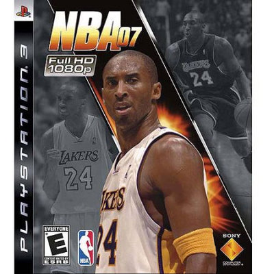 Sony Computer Entertainment Studios San Diego Nba 2007 (PS3) - Pre-Owned