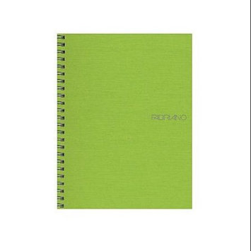 Fabriano EcoQua Notebooks spiral blank lime 5.8 in. x 8.25 in.