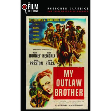 Alliance Entertainment Llc My Outlaw Brother (dvd)