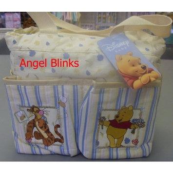 Disney Baby Winnie the Pooh Yellow Mini Diaper Bag