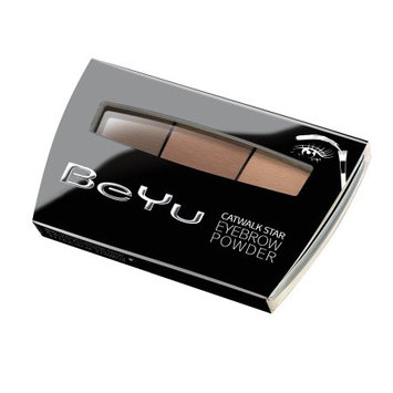 BeYu Catwalk Star Eyebrow Powder Autumn Sunset 0.15 oz