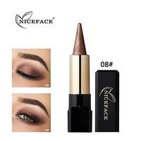 Aurorax Women Waterproof Eyeliner Pen Pencil Eye Shadow Gel Eyeliner Pro-Pencil Makeup