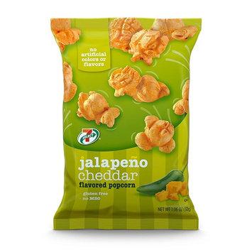 7-Select Jalapeno Cheddar Flavored Popcorn, 1 oz, 6 Pack Bags [Jalapeno Cheddar]