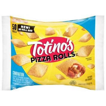 Totino's Pizza Rolls, Combination, 50 Rolls, 24.8 oz Bag