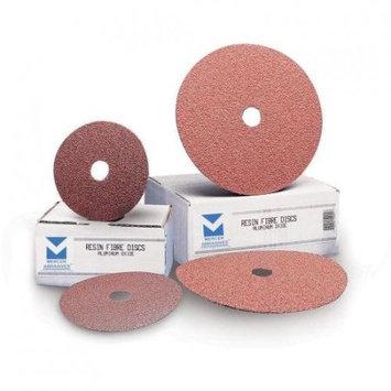 Mercer 302036-25 5-Inch 36-Grit Aluminum Oxide Sanding Discs - 25-Pack