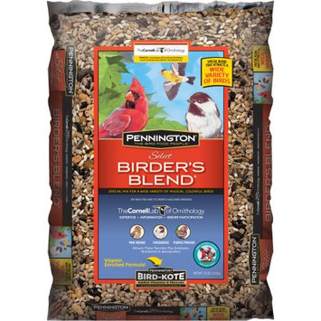 Pennington Select Birder's Blend Wild Bird Feed, 14 lbs