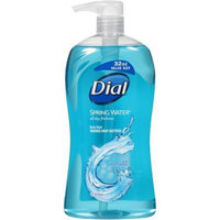 Dial Body Wash, Spring Water, 32 Fluid Ounces [Spring Water]