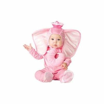Pink Elephant Infant Halloween Costume