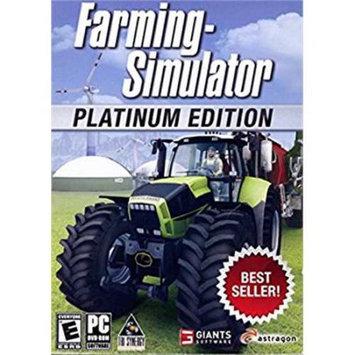 Giant Company Software Inc. Farming Simulator Platinum Edition