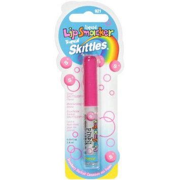 Bonne Bell Lip Smacker Liquid Tropical Skittles Strawberry Starfruit Moisturizing Lip Shine, 0.09 fl oz