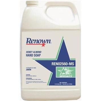 Renown REN02560-MS Honey Almond Hand Soap - Pack of 3