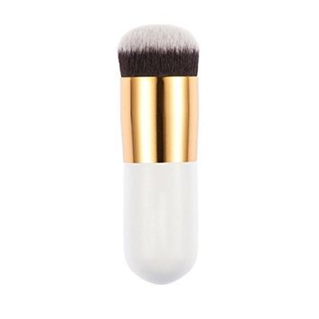 1 Piece Makeup Brushes Set Powder Concealer Contour Cosmetic Tool Professional Natural Beauty Palette Eyeshadow Vanity Cute Popular Eyes Faced...