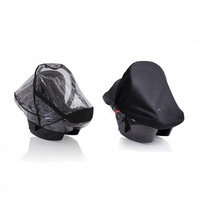 Phil & Teds Sun/Storm Cover for Alpha/Protect Infant Car Seats