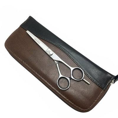Professional Hair Cutting Scissors Set,Japanese 6 Inch Hair Scissors Teflon Shears Hairdressing Scissors Barber Thinning Scissors Hairdresser Razor Edge Haircut Right hand use (cutting with bag)