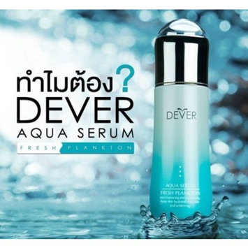 Dever Aqua Serum Fresh Plankton Smooth & Brightens Skin 130ml. by LITTLE BEE 2017