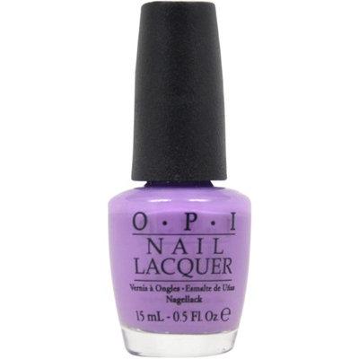 OPI 0.5 oz Nail Lacquer - No. NL B87 A Grape Fit