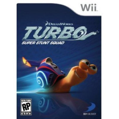 D3 Publishing Turbo: Super Stunt Squad - Nintendo Wii