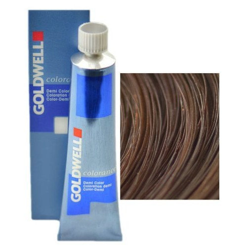 Goldwell Colorance Demi Color Acid Semi-Permanent Hair Color Coloration 6B (2.1 oz. tube) by Goldwell