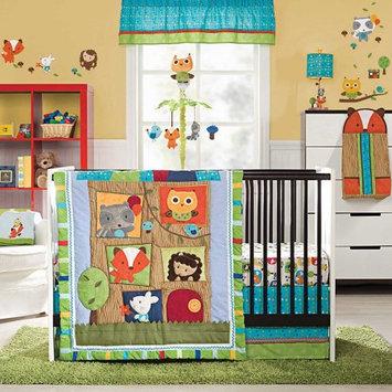 Kids Line Little Tree House 4-Piece Crib Set