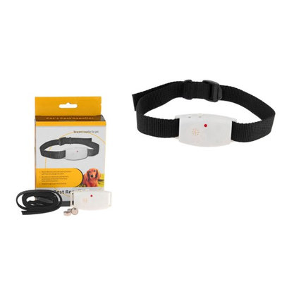 Yphone Repelling Collar Happy Pet Ultrasonic Pest
