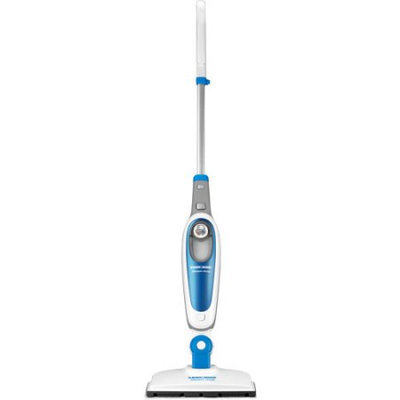 BLACK & DECKER Steam Mop with Smart SelectTechnology SM1610