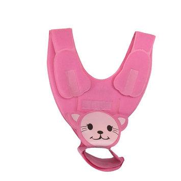 BeBe Bottle Sling Baby Bottle Holder - Pink Kitty