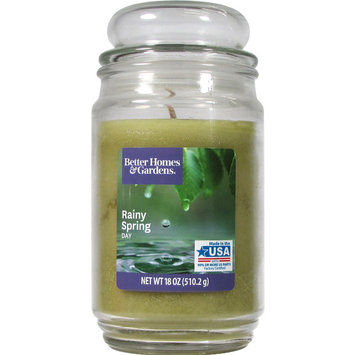 Better Homes & Gardens 18oz Candle, Rainy Spring Day