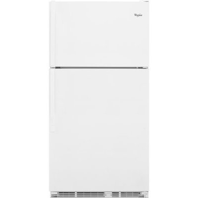 WHIRLPOOL 18 cu. ft. Top-freezer refrigerator with humidity-controlled crispers