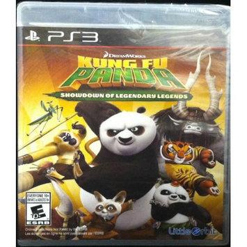 Little Orbit Kung Fu Panda Showdown of Legendary Legends (PlayStation 3)