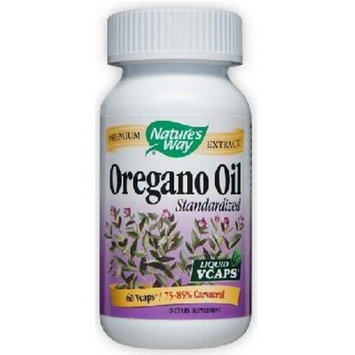 Nature's Way Oregano Oil (1x60VCAP)