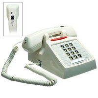 Desk Set Telephone with Boost Button