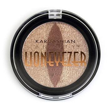 Kardashian Beauty The Lioneyezer - Cat Eye Shadow Liner Combo - Nude Lioness