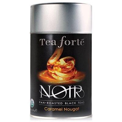 Tea Forte Caramel Nougat Black Tea - Loose Leaf Tea