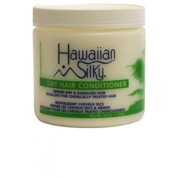 Hawaiin Silky Signature Collection Dry Hair Conditioner 16 oz