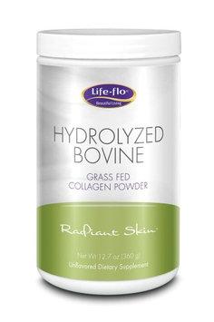 Hydrolyzed Bovine Collagen, Kosher Life Flo Health Products 12.7 oz Powder