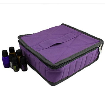 Hytek Gear Essential Oil Carrying Case Holds 56 Bottles 5ml-15ml - Perfect for Traveling with Oils! Multiple Colors!