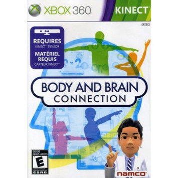 mco Bandai Brain and Body Connection Xbox 360 Game for Kinect
