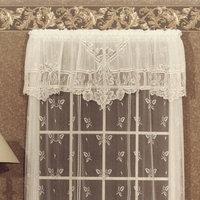 Heritage Lace Heirloom Sheer 60'' Curtain Valance