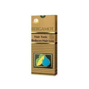 Bergamot Hair Tonic Reduces Hair Loss Golden 100ml.