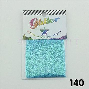 140 Glitter Ice Blue Series Nail Body Eye Shadow Iridescent