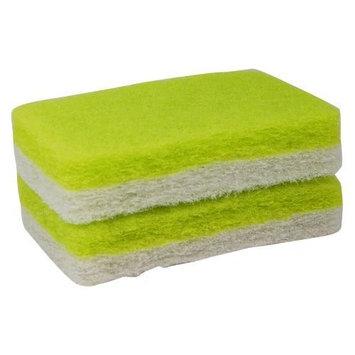 Quickie Lysol Power Tip Scour Scrub Refill, 2-Pack